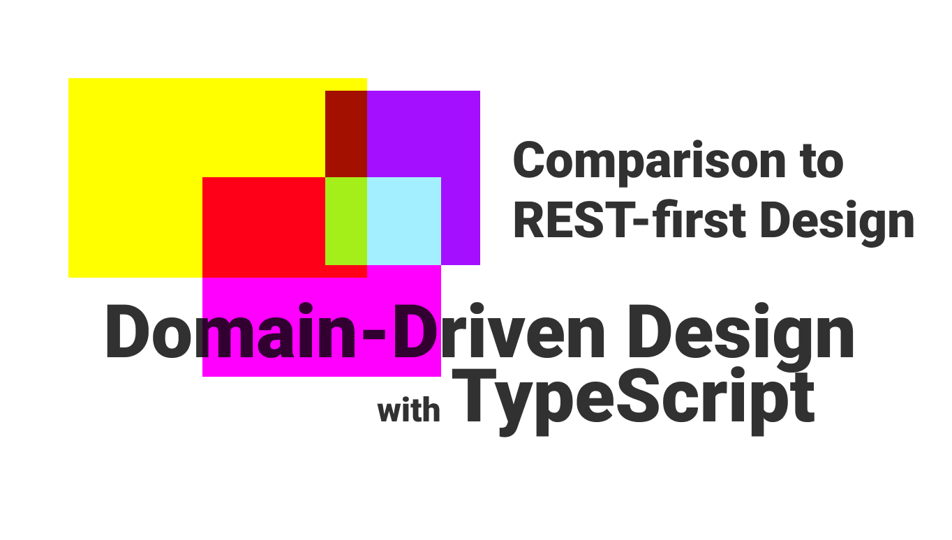 REST-first design is Imperative, DDD is Declarative [Comparison] - DDD w/ TypeScript