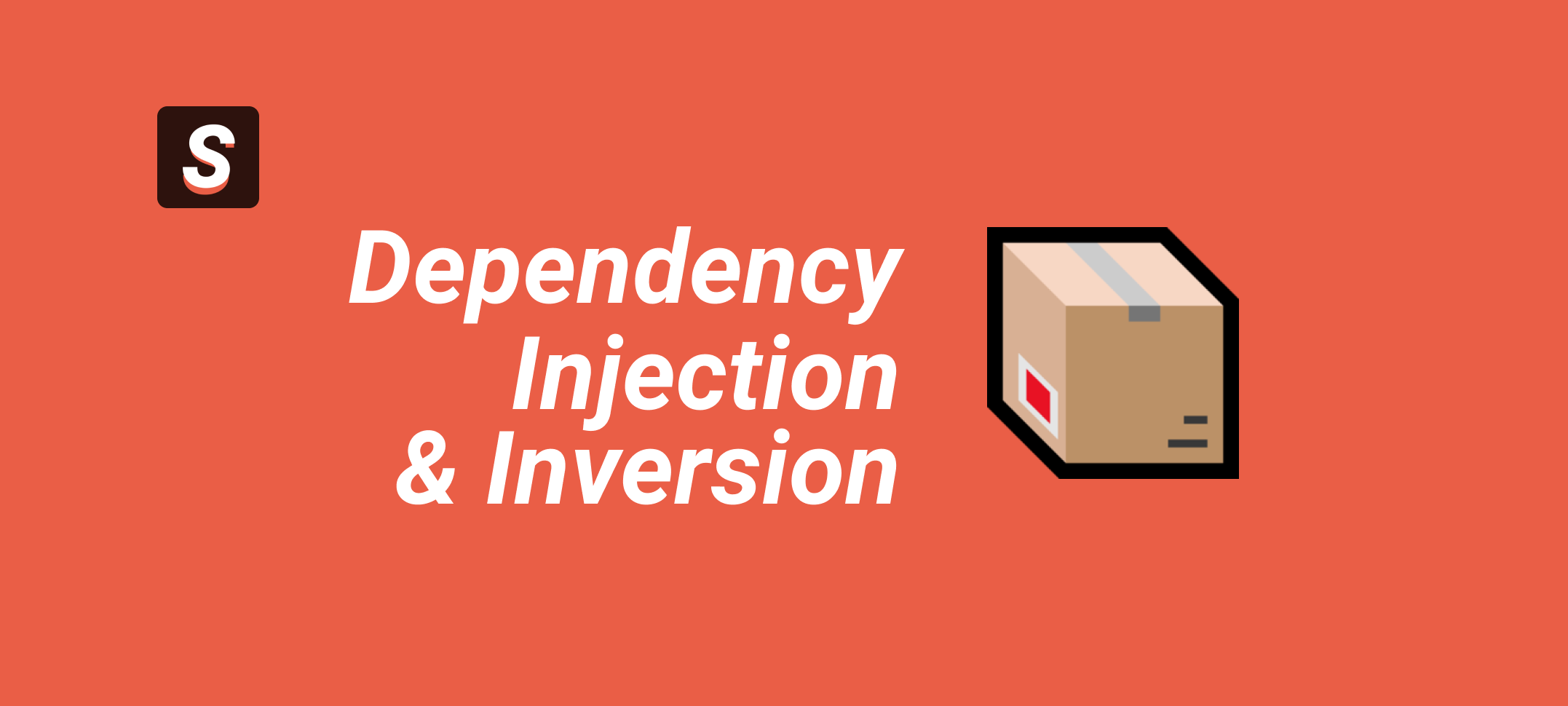 Dependency Injection & Inversion Explained | Node js w
